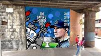 Permanent mural of Dublin manager Jim Gavin to be erected in heart of capital