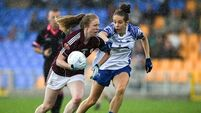 Galway navigate harsh conditions and stiff challenge from Waterford