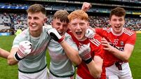 Cork's boys of summer aim to stretch minor resurgence into autumn