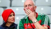 At half-time, even the most cynical Mayo fan must have felt their blood pressure rise