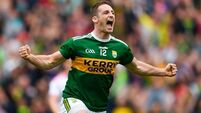 Kerry confident O'Brien will be cleared for final