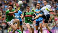 Searching for Dublin's Achilles heel in Mayo's perfect half