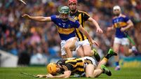 'Jaysus Jackie, that's a bit harsh' - Cathal Barrett believes Kilkenny 'clutching at straws' over All-Ireland incidents