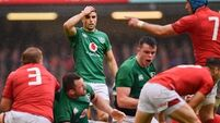 How did Wales and England expose Ireland's limitations?