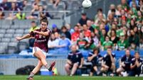 Leonard free helps Galway beat Mayo to All-Ireland final place