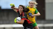 Tyrone keeper Shannon Lynch focused on important things in life
