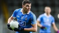 Paddy Andrews is 'delighted' even to be impact sub