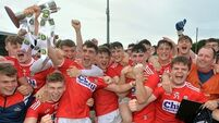 Cork dominate the top 20 players from this year's U20 All-Ireland Football Championship