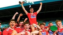 Ricken's rookies eye new chapter for Cork football