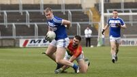 Laois continue upward curve