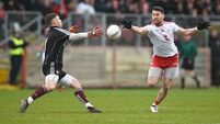 Galway denied final spot by comfortable Tyrone