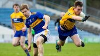 Veterans of lower ranks spring Clare escape