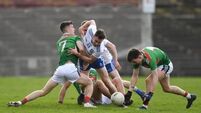 Kevin McLoughlin brace sees Mayo earn league final spot