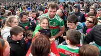 James Horan thrilled as Mayo maintain feelgood factor