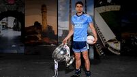 Could Saturday be one final blowout in blue for Bernard Brogan?