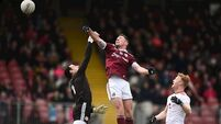 Systems failure costs Galway place in final