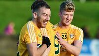 Disappointing Louth can't do enough to prevent Antrim win