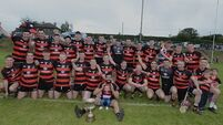 Tears for heroes as Newmarket hurlers end 40-year title famine