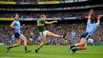 Keane certain this will only fast track Kerry's learning curve