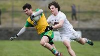 Determined Donegal stroll back to big time