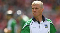 John Kiely given two year extension as Limerick hurling boss