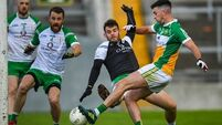 Offaly negoitate tricky first round to create ten point margin against London