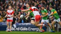 Derry claim their first Division 4 football title