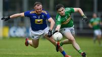 O'Rourke sends Leitrim to next round of qualifiers with victory over Wicklow