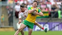 Declan Bonner: 'Discipline will be key. An early yellow means you'll be subbed'
