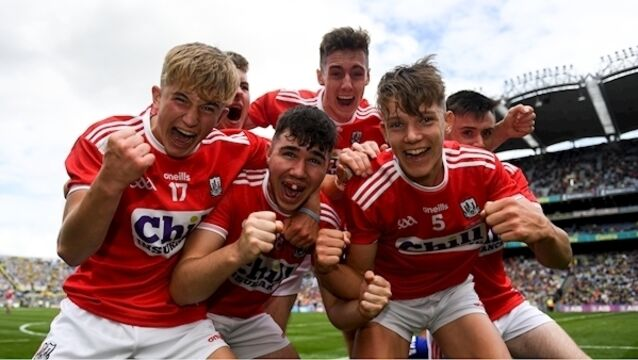O'Sullivan: Minor win for Cork can be stepping stone to senior success