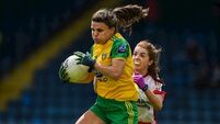 Donegal's three goals to claim bragging rights over Tyrone