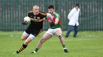 Aidan O'Mahony and Kieran Donaghy star in Kerry county leagues