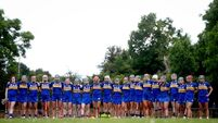 Tipp camogie star Walsh recovering after horror injury