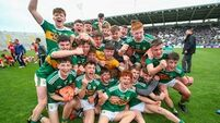 Three finishing points central to Kerry's seventh consecutive Munster MFC title