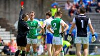 Monaghan get over the line against 12-man Fermanagh