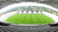Munster chiefs explain empty seats in sell-out Páirc stands