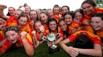 Gallery: Féile camogie success for Cork's Éire Óg