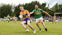 Colm Collins yet to master summer consistency