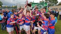 Erin's Own take Féile Shield after extra-time win