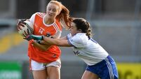 Ladies football: Monaghan suffer rare semi-final defeat as Armagh cruise to Ulster final