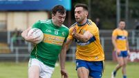 Tyrone take four point lead over Longford at Pearse Park