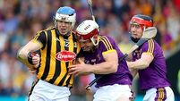 Wexford's close attentions have quietened TJ Reid