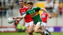 Kerry seal seventh consecutive Munster title over Cork