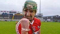 Aidan Walsh a doubt for Cork's All-Ireland clash