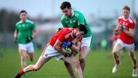 Cork's Dennehy set to miss rest of season