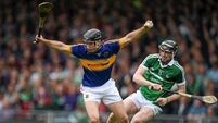 How come the west is asleep in Tipp hurling?