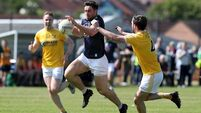 Cian O'Neill hoping to lift Kildare to 'another level'