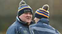 'I will not be seeking another term': John Evans departs as Wicklow manager