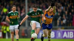 Kerry fail to impress in laboured win over Clare