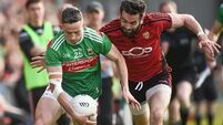 Signs Mayo getting the old heavy metal back in tune